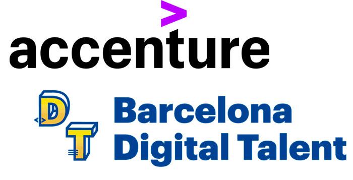 Accenture y BDTalent logo